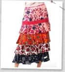 847 Artology Long Skirt, Odd Molly