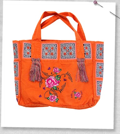Odd Molly Multi Kulti Bag, Orange