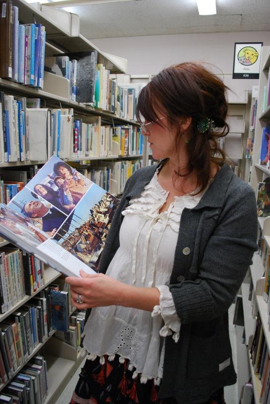The Sexy Librarian