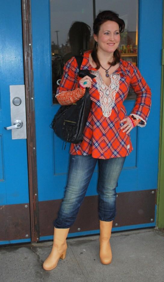 Genevra is wearing...