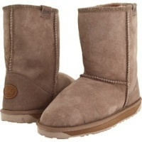 Awesome Sheepskin Waterproof Boots, Waterproofed with removable footbed ;)
