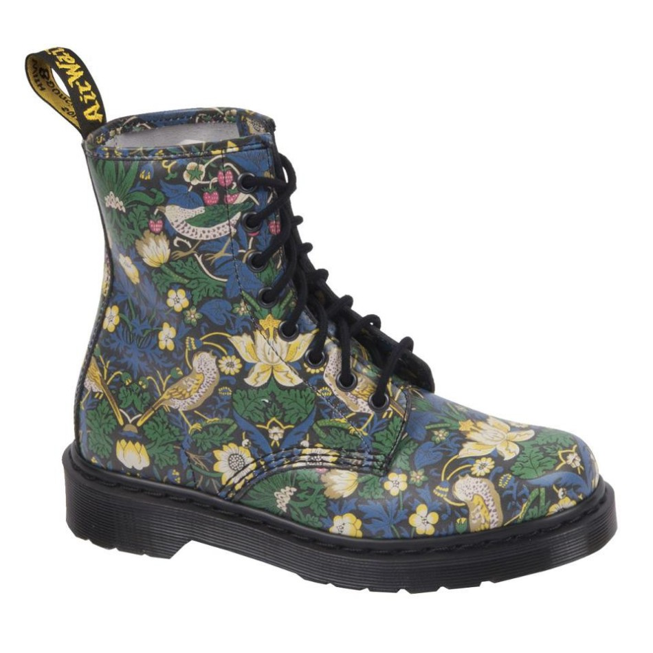 Dr. Martens Liberty London Strawberry Thief